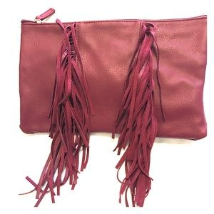 Handbags - NWOT Ion Color Brilliance Tassel Bag